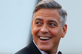 George Clooney esküvő