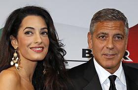 George Clooney háza London