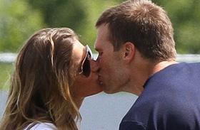 Gisele Bündchen és Tom Brady szerelem