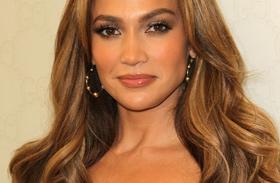 Jennifer Lopez a Golden Globe-gálán