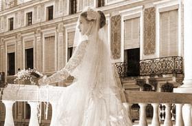 Grace Kelly esküvői fotók