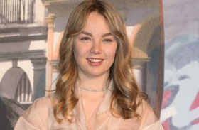 Grace Kelly unokája, Alexandra hercegnő