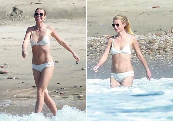 Gwyneth Paltrow megdolgozik gyönyörű alakjáért. Szigorú diétájában mellőzi a glutént, a tejtermékeket, a vörös húst, a szójaféléket, a koffeint, az alkoholt, a tengeri herkentyűket, a fehér rizst és a cukor minden formáját.