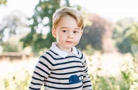 György herceg szülinapi fotók 3 éves