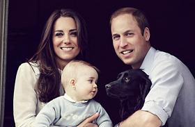 György herceg Katalin hercegnő fotók