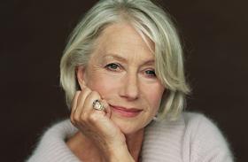 Helen Mirren kombinéban soha nem látott sztárfotók