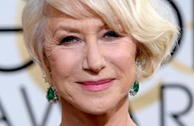 Helen Mirren ma 70 éves fotók
