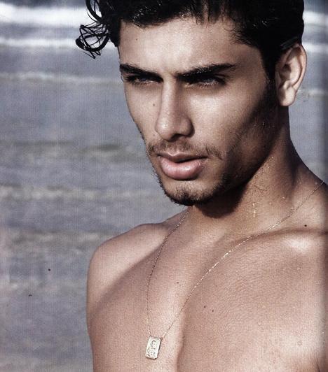 A legszexisebb férfi modellek