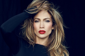 Jennifer Lopez dekoltázs