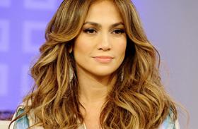 Jennifer Lopez dekoltázsa