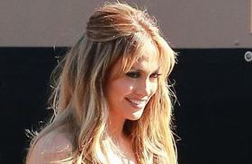 Jennifer Lopez és Casper Smart újra együtt
