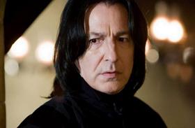 J. K. Rowling elárulta Alan Rickman egyik titkát