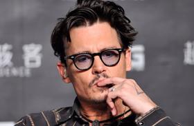 Johnny Depp háza belülről