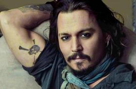 Johnny Depp születésnapja híres exei