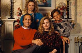 Johnny Galecki a Karácsonyi vakációban