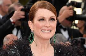 Julianne Moore sztárok ruhái Cannes 2015