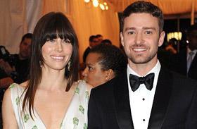 Justin Timberlake és Jessica Biel gyermeket vár
