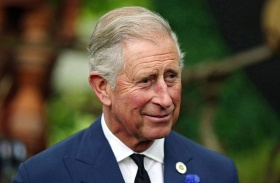 Károly herceg Diana keresztlánya esküvő