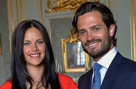 Károly Fülöp svéd királyi herceg menyasszonya bugyimodell