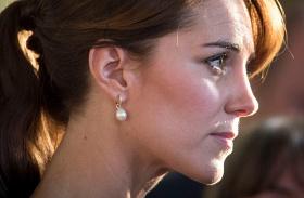 Katalin hercegné arca beesett fogyás