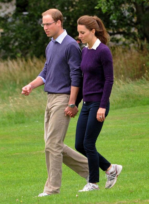 Katalin hercegné és Vilmos herceg is kiélvezhette már a skóciai élet előnyeit: sétálgathattak a természetben, vagy grillezhettek a kertben anélkül, hogy bárki megzavarta volna az idilljüket.