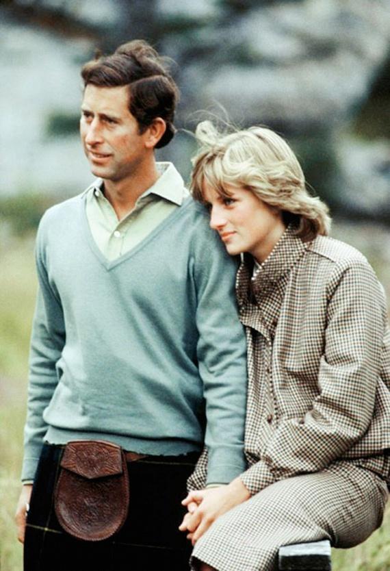Diana hercegnő is imádta a balmorali kastélyt, ugyanis itt végre kiszabadulhatott az udvari élet szorításából, és kettesben lehetett a férjével - ráadásul itt még Kamillától sem kellett tartania.