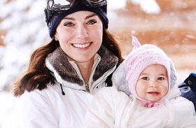Katalin hercegné gyerekek összeöltözve