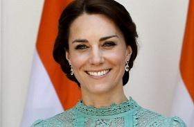 Katalin hercegné India átlátszó ruha