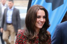 Katalin hercegné karácsonyi ruha
