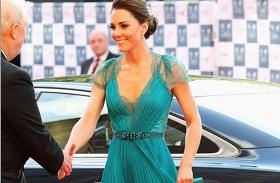 Katalin hercegné merész ruhák