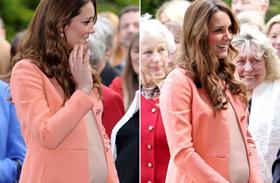 Katalin hercegné babapocakja hatalmasat nőtt