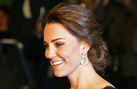 Katalin hercegnő csipkeruha Royal Variety