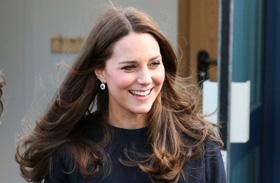 Katalin hercegnő legszebb terhesruhái