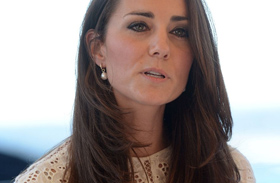 Katalin hercegné titkára meghalt