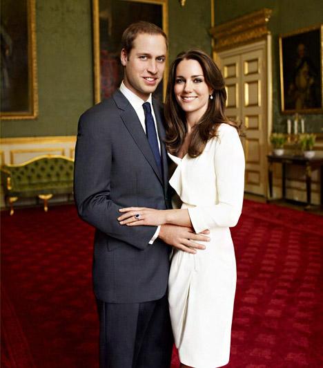 Vilmos herceg és Kate Middleton szerelme
