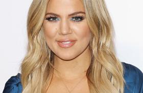 Khloé Kardashian szűk ruha