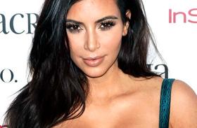 Kim Kardashian teste szülés után