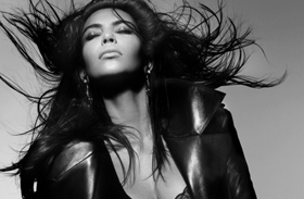 Kim Kardashian Photoshoppal fogy