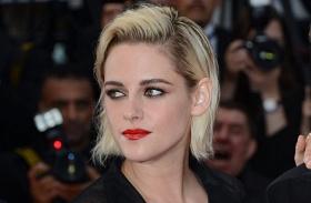 Kristen Stewart átlátszó felső Cannes 2016