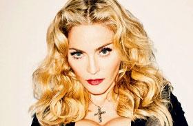 Madonna kínos baki a színpadon