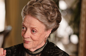 Maggie Smith kilép a Dowton Abbey sorozatból