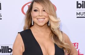 Mariah Carey esküvői ruhája