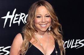 Mariah Carey Leonardo DiCaprio jótékonysági gála