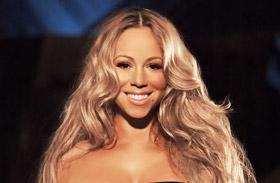 Mariah Carey alakja merész ruhában
