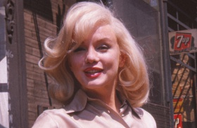 Marilyn Monroe terhespocak fotók