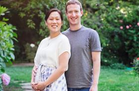 Mark Zuckerberg babája megszületett
