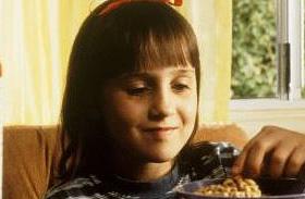 Matilda, a kiskorú boszorkány most