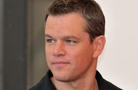 Matt Damon felesége pincérnő