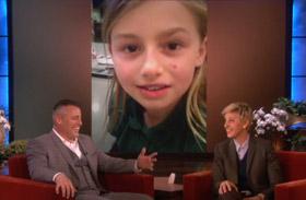 Matt LeBlanc Joey Jóbarátok lánya