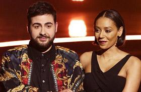 Mel B beteg X-Factor finálét kihagyja